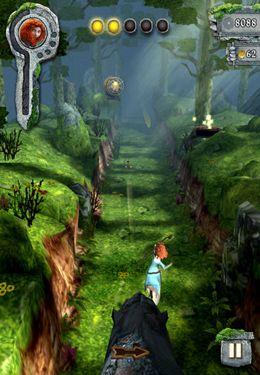 Arcade-Spiele: Lade Temple Run: Brave auf dein Handy herunter
