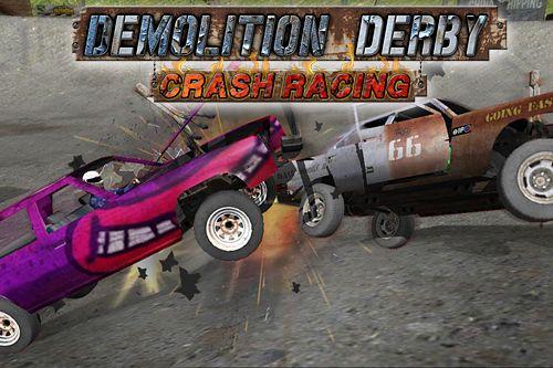 logo Demolition derby: Crash racing