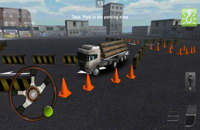 LKW Einparken 3D für iPhone