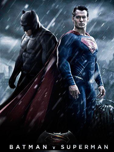 logo Batman contra Superman: ¿Quién ganará?