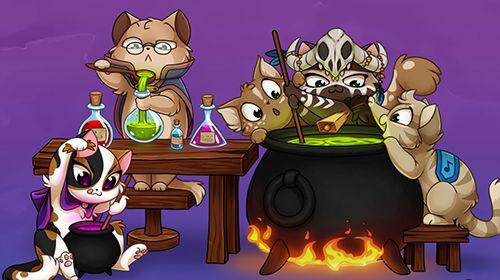 Arcade-Spiele: Lade Schlosskatzen auf dein Handy herunter