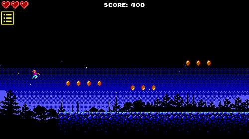 Arcade 16-bit epic archer für das Smartphone