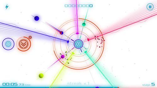Arcade-Spiele: Lade Chromaticon auf dein Handy herunter