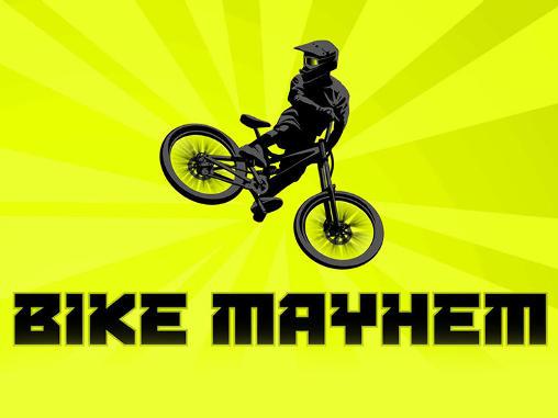 Bike mayhem: Mountain racing capture d'écran 1