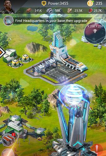Battle zone: Alien expanse für Android