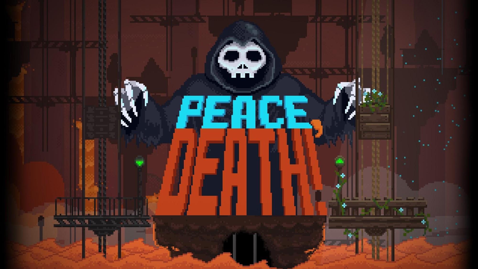 Peace, Death! captura de pantalla 1