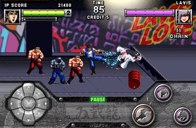 Double Dragon for iPhone