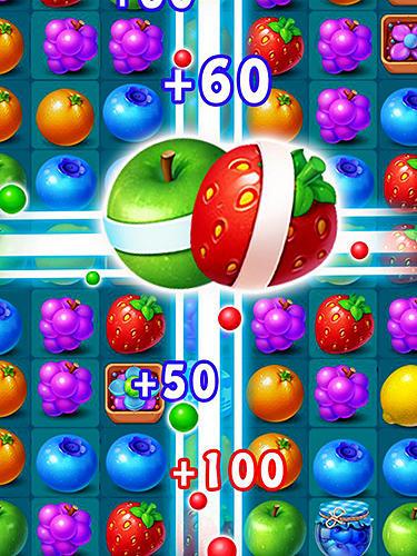 Fruits mania screenshot 1