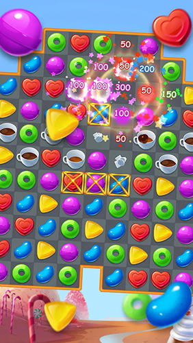 Candy fever für Android