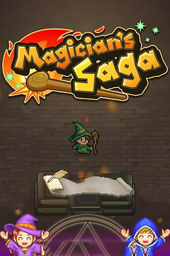 Magician's saga captura de tela 1