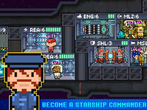Pixel starships for iPhone