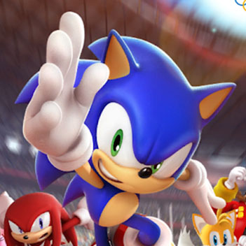 SONIC AT THE OLYMPIC GAMES – TOKYO 2020 icon