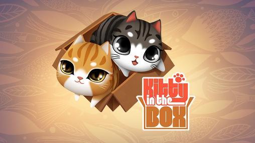 Kitty in the box Screenshot
