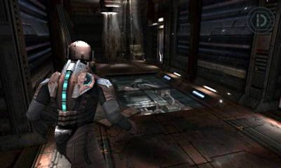 Action Dead space for smartphone