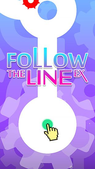 Follow the line EX Screenshot