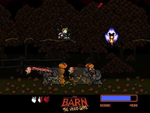 The barn: The video game Screenshot