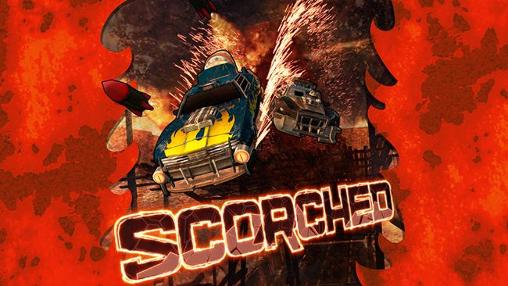 Scorched: Combat racing Screenshot