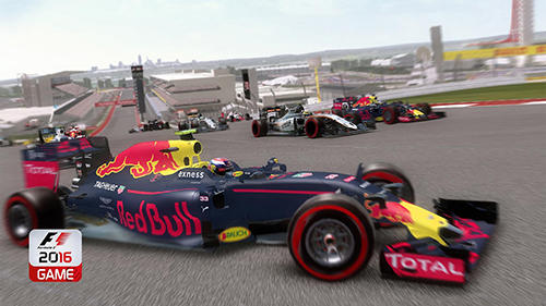Formula 1 2016 game screenshot 2