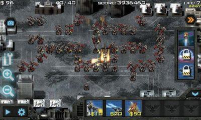 Soldiers of Glory. Modern War Screenshot