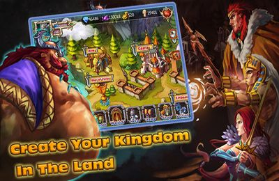 Tiny Kingdom in English