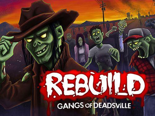 logo Rebuild 3: Die Gangs von Deadsville