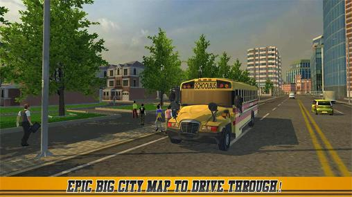 High school bus driver 2 für Android