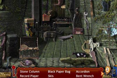 Abenteuer-Spiele: Lade Versteckt in der Zeit: Der Spiegel auf dein Handy herunter