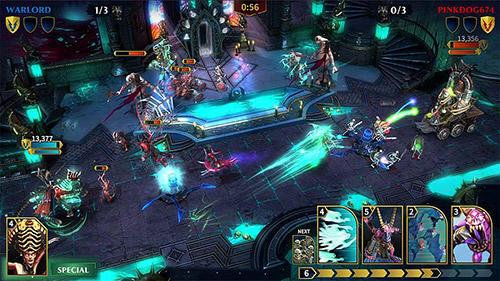 Warhammer. Age of Sigmar: Realm war für Android