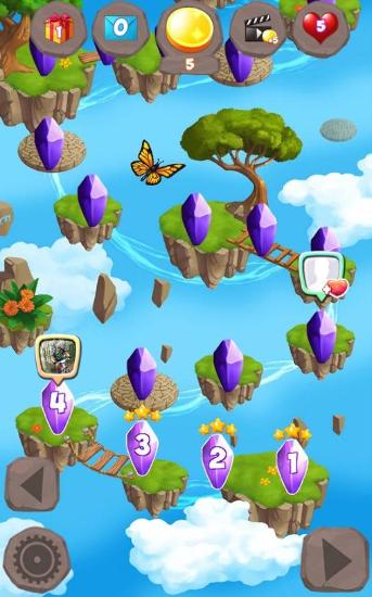 Paradise of runes: Puzzle game screenshot 2