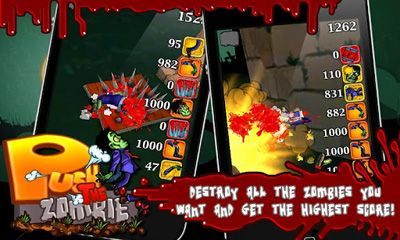 Push the Zombie para Android