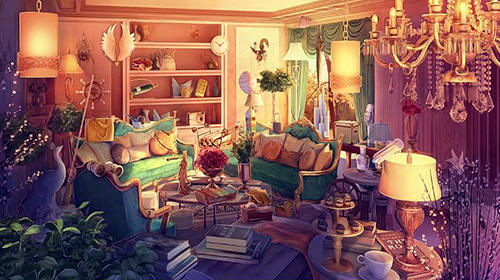 Hidden objects living room 2: Clean up the house für Android