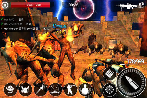 Hellgate: London FPS para Android