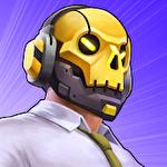 King hardcore: Battle royale shooter icon
