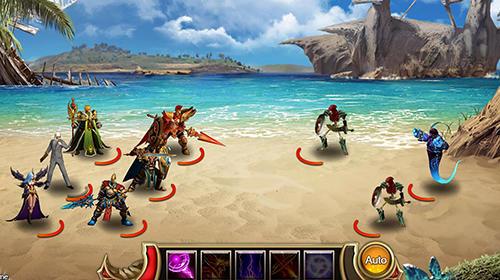 Eternal fury 2: Fantasy strategy RPG für Android