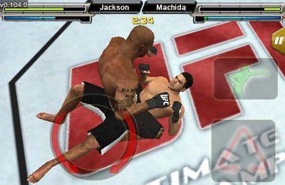 Captura de tela Indiscutível final do campeonato no iPhone