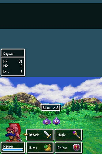 Dragon quest 4: Chapters of the chosen Screenshot