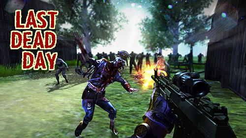 Last dead Z day: Zombie sniper survival capture d'écran 1