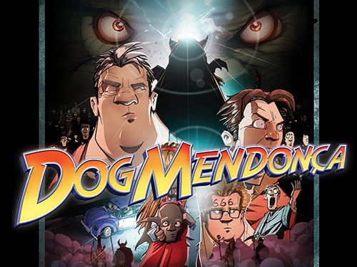 logo Dog Mendonca
