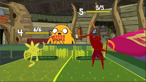 Board games Card wars: Adventure time for smartphone