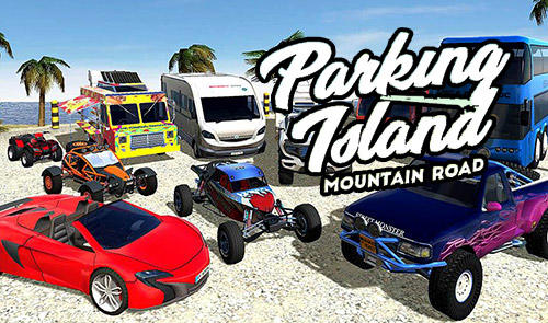 Parking island: Mountain road capture d'écran 1