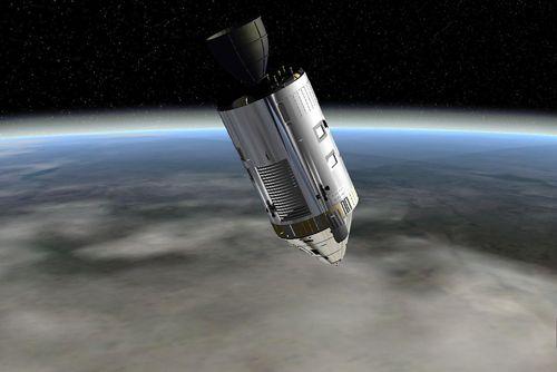 Weltraum Simulator auf Deutsch