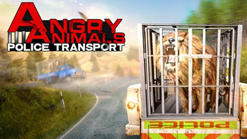 Angry animals: Police transport Screenshot