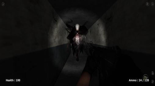 Slenderman must die: Underground bunker для Android