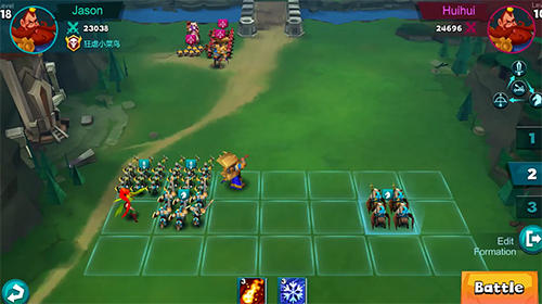 Brave conquest for Android