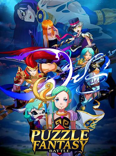 Puzzle fantasy battles: Match 3 adventure games Screenshot