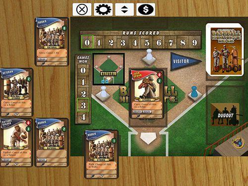 Baseball Highlights: 2045 für iPhone