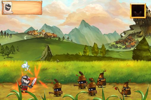 RPG-Spiele: Lade Bund der Helden auf dein Handy herunter