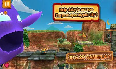Super Monkey Run скриншот 1