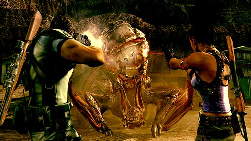 Resident evil 5 for Android