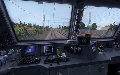 Juegos con multijugador: descarga Simulador de tren 2 a tu teléfono